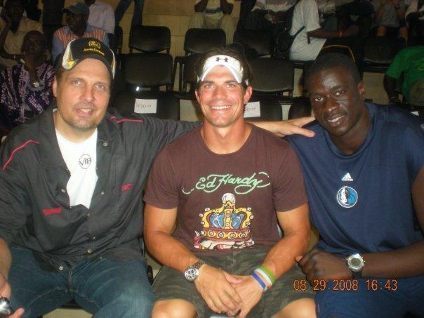 Shane, Donny Nelson Jr, DeSagana Diop